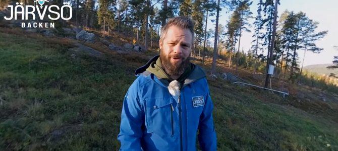 Danne på Järvsöbackens YouTube kanal