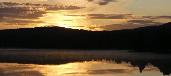 Soluppgångar i Järvsö