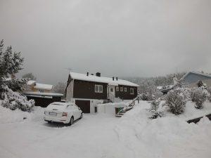Drömmen var att flytta till snön