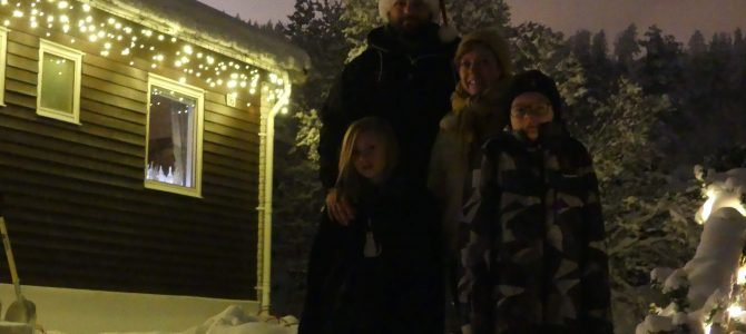 Gott Nytt första år i Järvsö