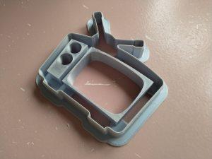 3D printad pepparkaksform