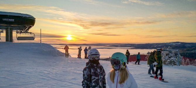 Vår andra Julafton i Järvsö